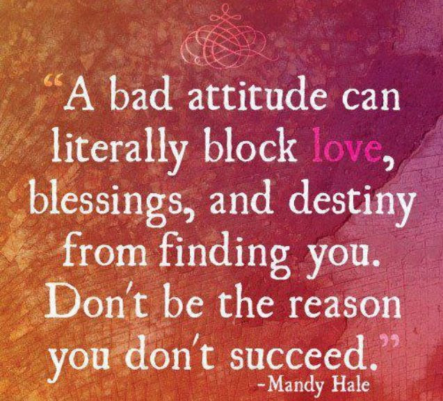 2 Quote Quotes Attitude Is Everything