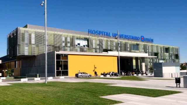 Hospital universitario Quironsalud de Madrid.