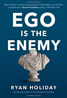 Ego Is The Enemy Quotes Ben Rosenfeld