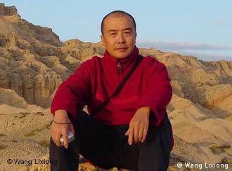 Wang Lixiong, chinesischer Schriftsteller; Copyright: Wang Lixiong; eingestellt: April 2011