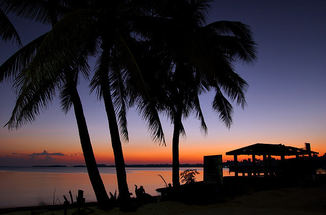 Sunset in Tambobong