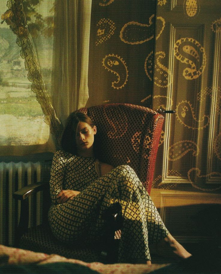 Lara Mullen for AnOther Magazine by Martina Hoogland Ivanow