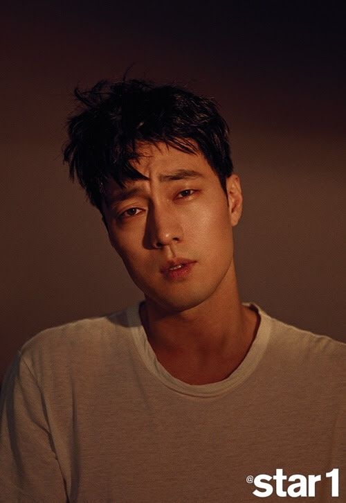 So Ji Sub for @Star1 Magazine February 2016. Photographed by Hong Jang Hyun