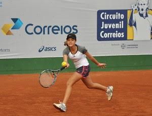 RN - Circuito Juvenil reúne 200 tenistas de todo o Brasil em Natal (Foto: Rubens Lisboa)
