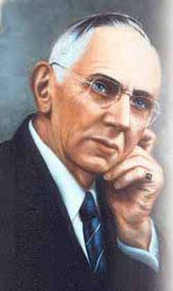 Edgar Cayce's readings were the first non-scientific publications of the twentieth century