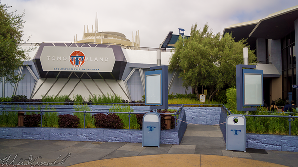 Disneyland Resort, Disneyland60, Disneyland, Tomorrowland, Magic, Eye, Theater