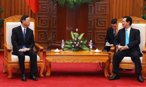 Dương Khiết Trì, Thủ tướng, Nguyễn Tấn Dũng, chủ quyền, giàn khoan, Biển Đông, Hải Dương 981