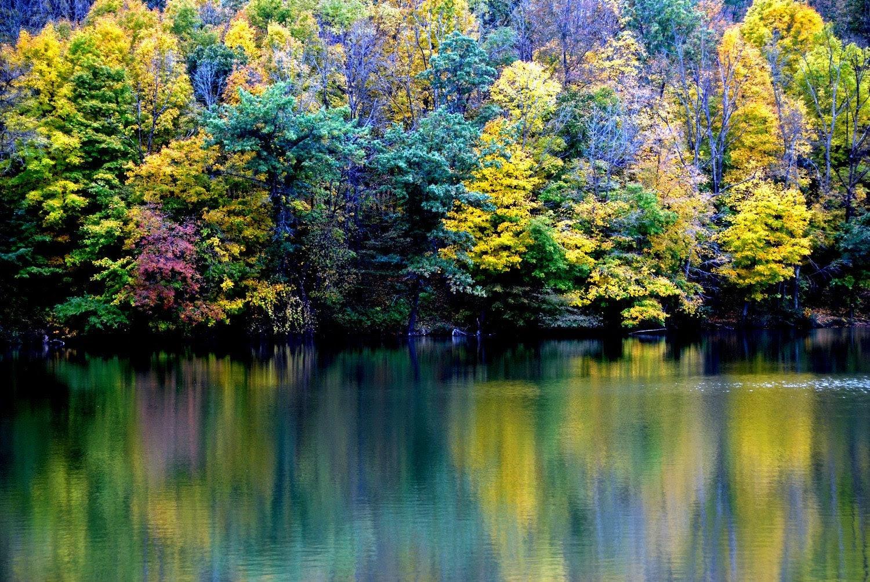 Lake Le Aqua Na Fine Art Photo Canvas