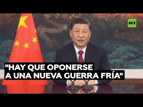 """""""Una nueva Guerra Fría"""": China critica el mangoneo en asuntos internos d..."""