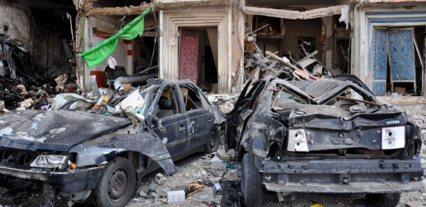 O local do ataque em Homs é um reduto alauíta de apoio ao ditador Bashar al-Assad