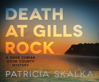 The second book in the Dave Cubiak Door County Mystery Series