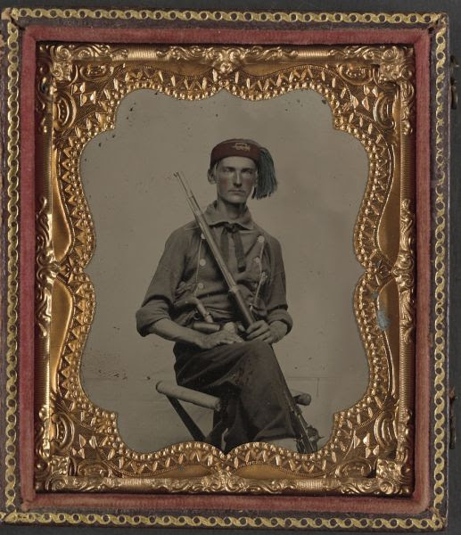 A Revealing Collection of Original Civil War Pictures