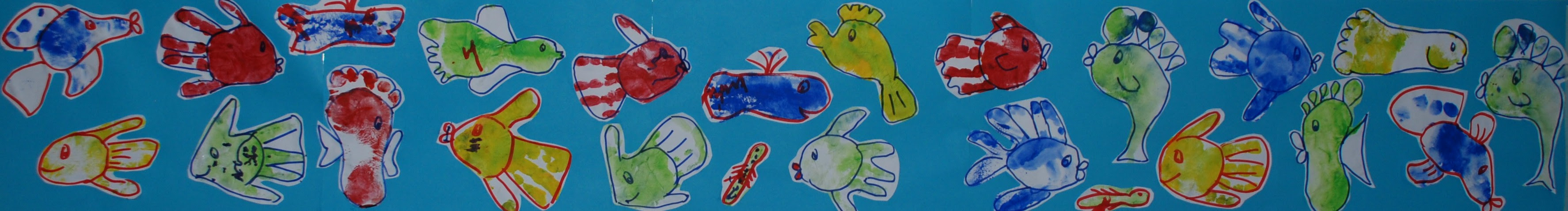 Hooray For Fish Coloring - coloring pictures & animation ...