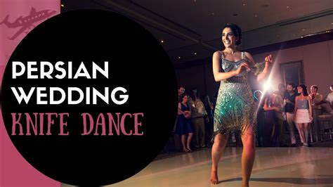 Persian Wedding Knife Dance with a Twist / Laila Alieh