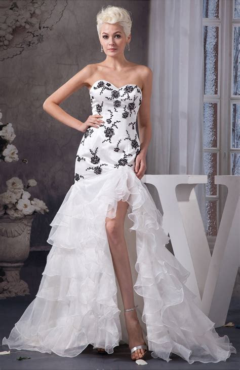 Allure Wedding Dress Short Modern Winter Expensive Trumpet