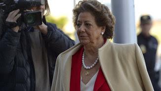 Rita Barberá, en una imatge d'arxiu (EFE)