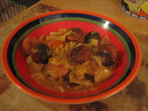 Keilbasa Stew