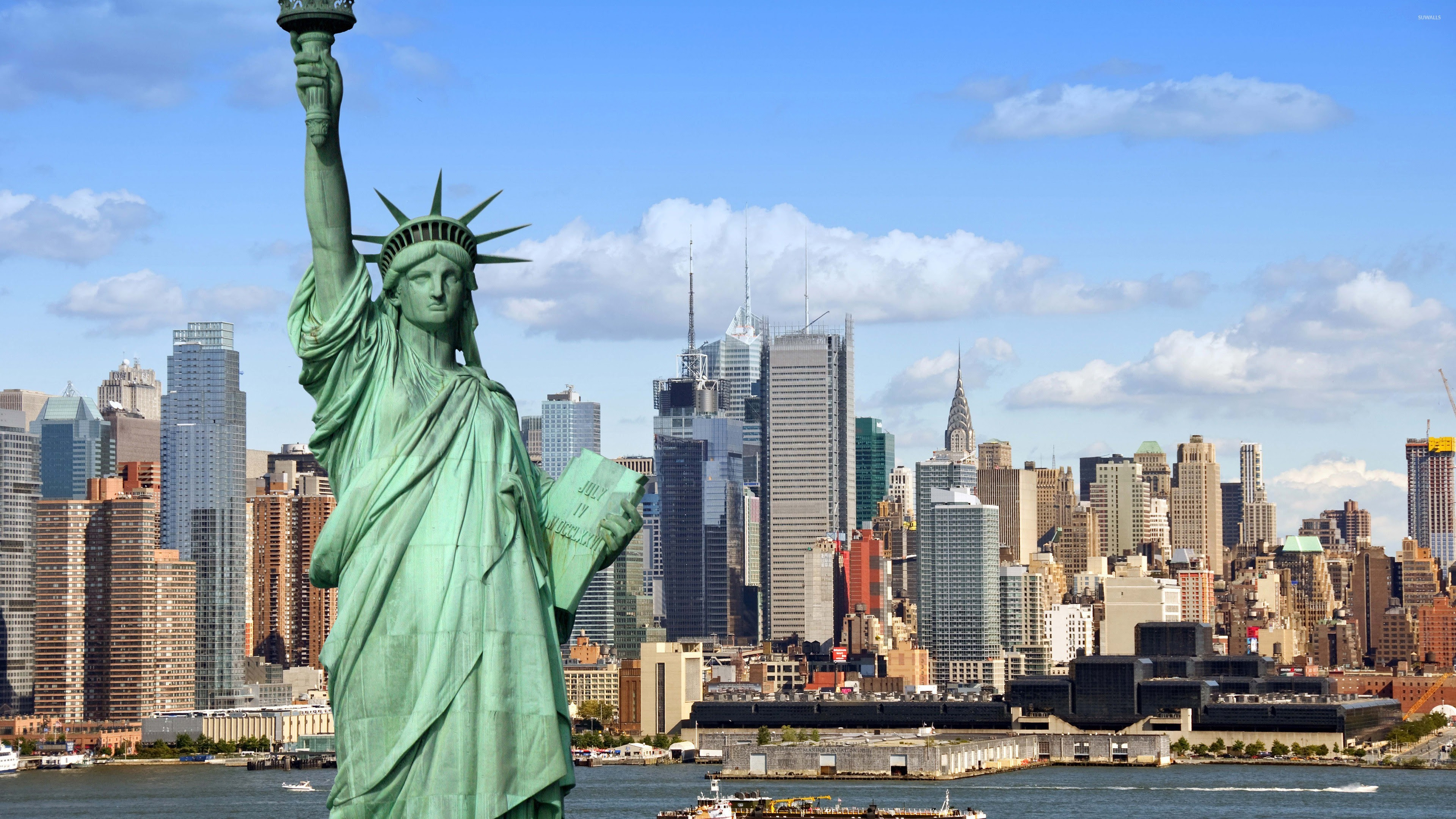 Statue Of Liberty Hd Wallpaper 69 Images