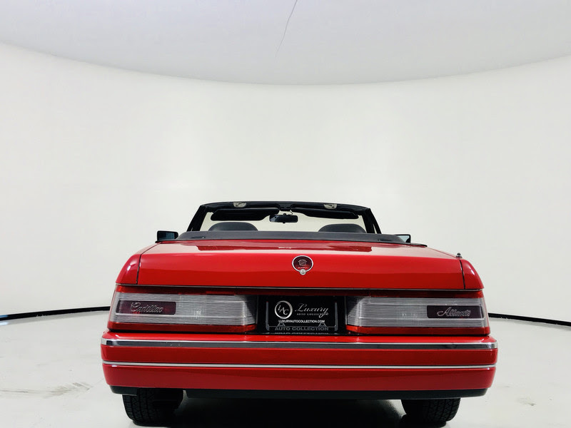 1992 Cadillac Allante' Coupe Convertible w/ ONLY 20K ...