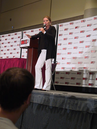 Kate Mulgrew by cin_kong