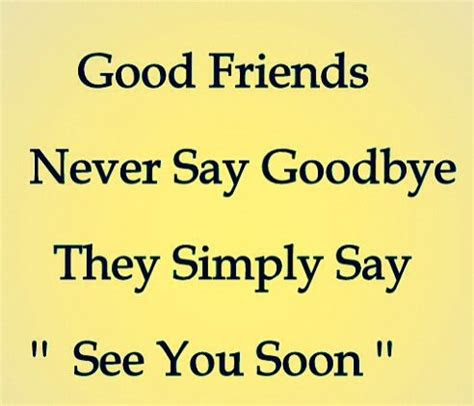 Will Miss You My Friend Quotes