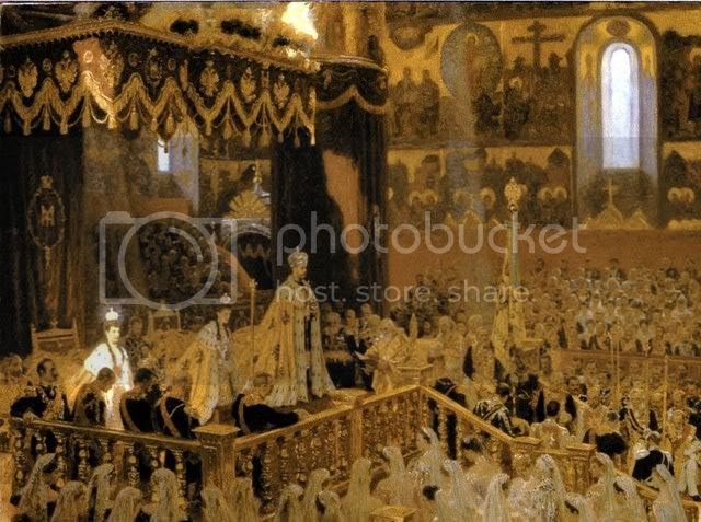 krunisanje cara Nikolaja II