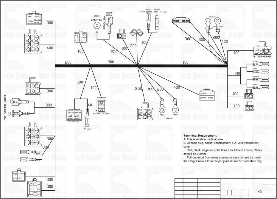 Qt50 Moped Wiring Diagram