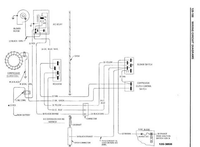 1968 Malibu Wiring Diagram Circuit Diagram 2 1 Bege Wiring Diagram