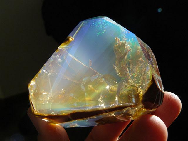 océan à l'intérieur d'une opale Oregon butte (8)