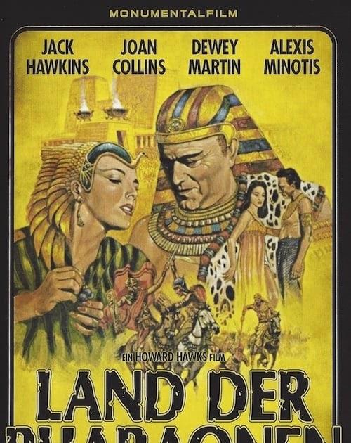 Land der Pharaonen 1955 ~ Ganzer Film StreamCloud Deutsch