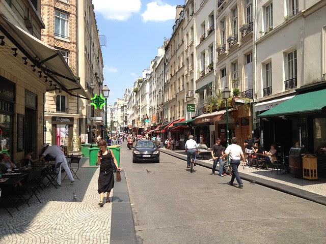 Rue Montorgueil - Paris
