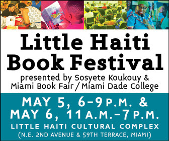 Little Haiti Book Festival | May 5-6, 2018