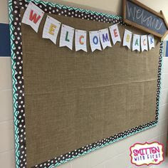 Editable notebook paper banner!! (Smitten with First) | Paper ...