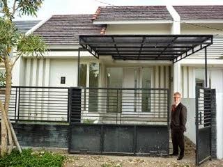 12 Ide Desain Kanopi Rumah Minimalis