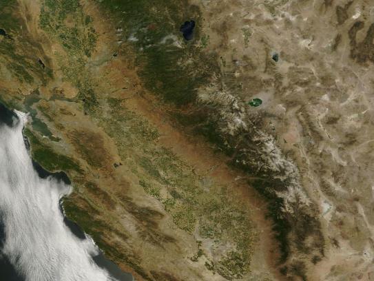 Sierra Nevada No Snow
