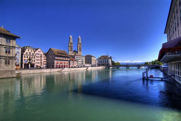 Some Good Reasons To Visit Zurich In Winter