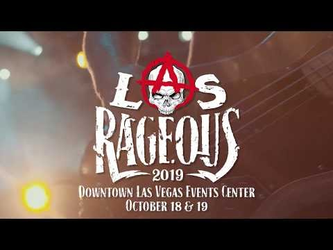 Las Rageous 2019 lineup: Rob Zombie, Bring Me the Horizon, Chevelle, The Used, and more