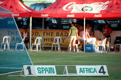 Mini World Cup 2008 final score
