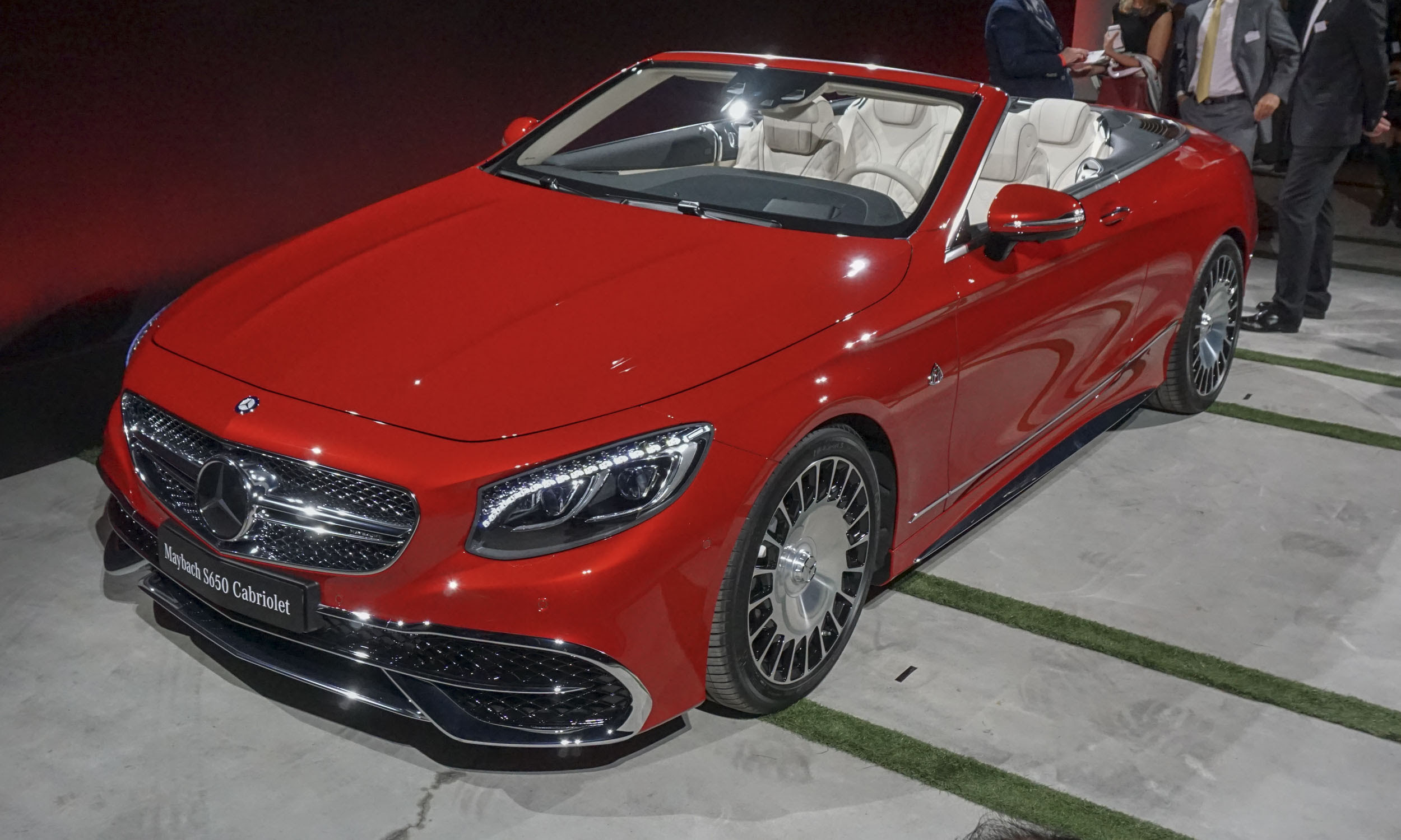 2018 Mercedes-Maybach S650 Cabriolet: First Look - » AutoNXT