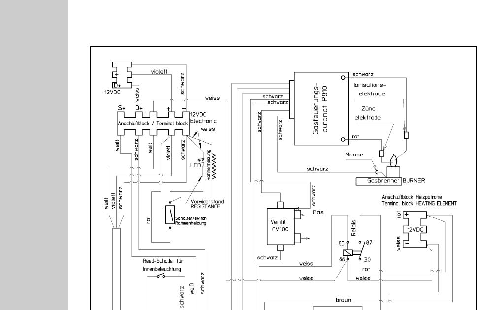 Fein Schaltplan Für Whirlpool Kühlschrank Bilder - Elektrische ...