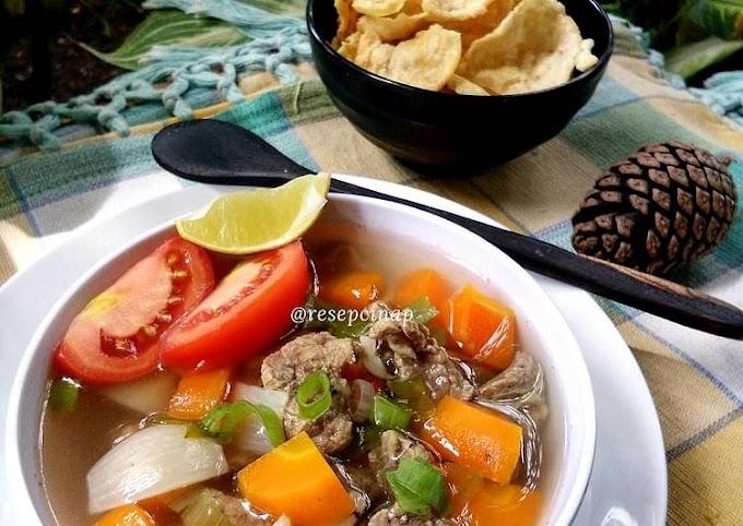 Practical Recipe  Beef Soup