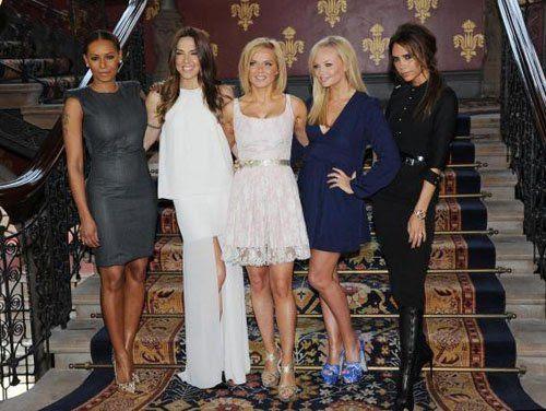 Viva Forever - Press Launch - June 26, 2012, Spice Girls