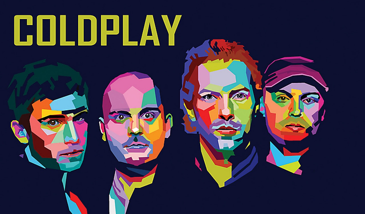 Resultado de imagem para Coldplay
