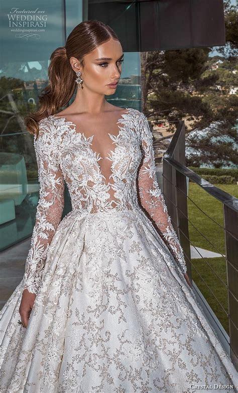 Crystal Design 2019 Wedding Dresses ? ?The Icon? Bridal