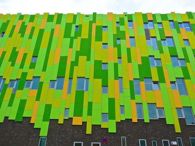 Multifunctional accommodation Nieuw Welgelegen, Utrecht, The Netherlands