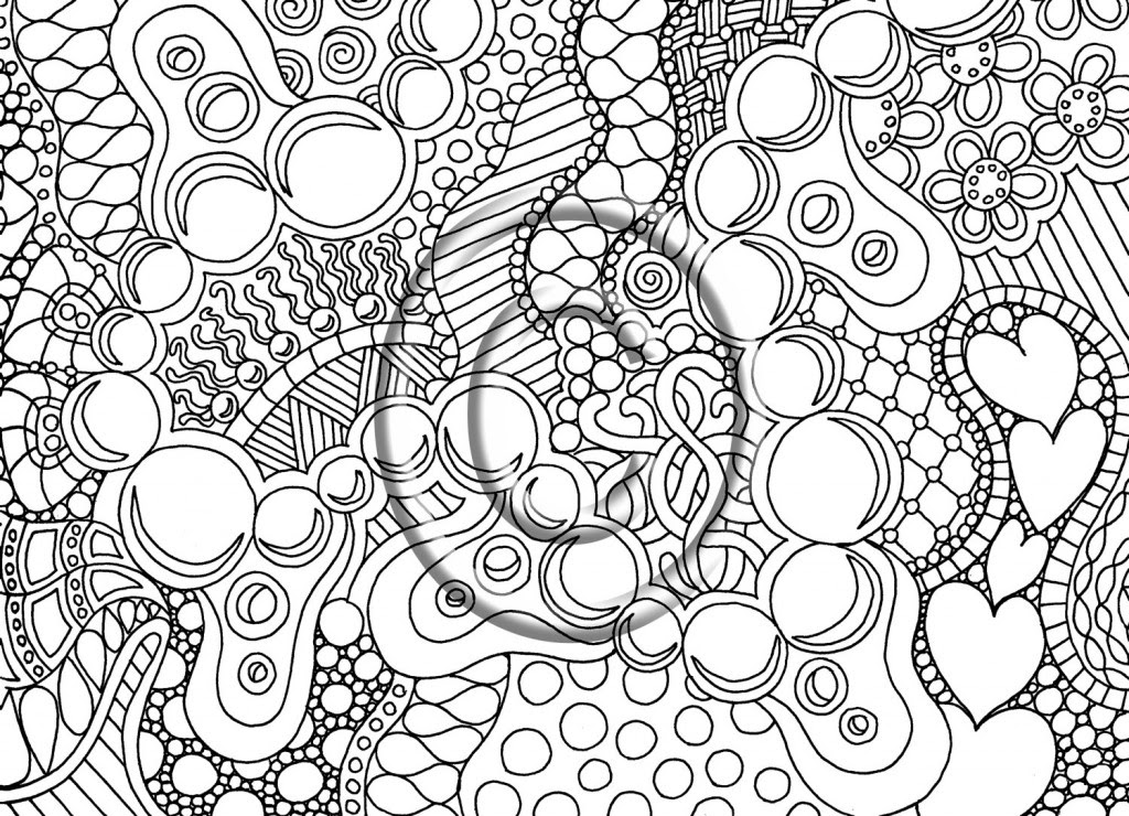 - Difficult Hard Coloring Pages Printable Only Coloring Pages - Coloring Pages