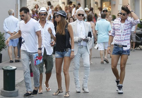 Karl+Lagerfeld+Out+St+Tropez+az6U67CgP3Ol