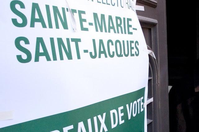 Le Directeur général des élections (DGEQ)propose d'annexer Sainte-Marie-Saint-Jacques...