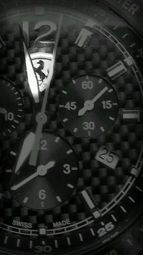 Ferrari Chrono Watch
