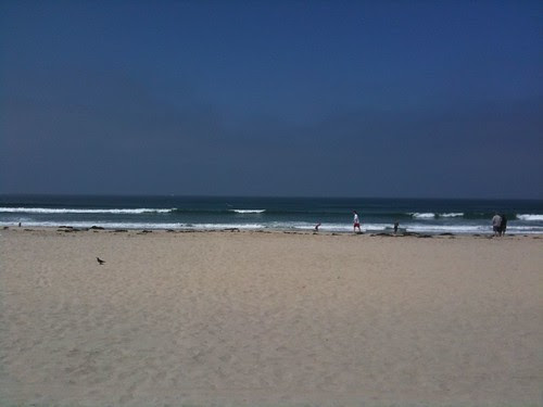 The Pacific!